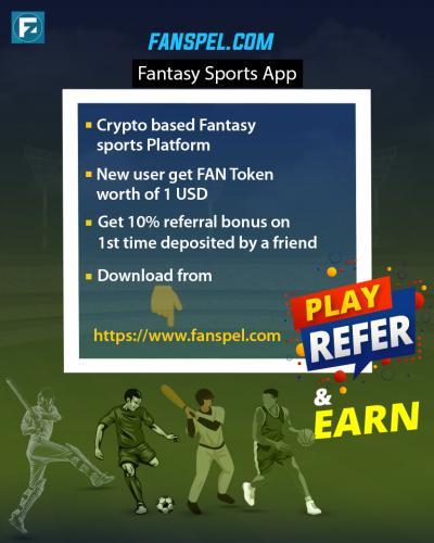 FANSPEL IS THE CRYPTO BASED FANTASY SPORTS PL - Imagen 1